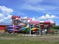 Aquapark Tatralandia- vnútorné tobogány